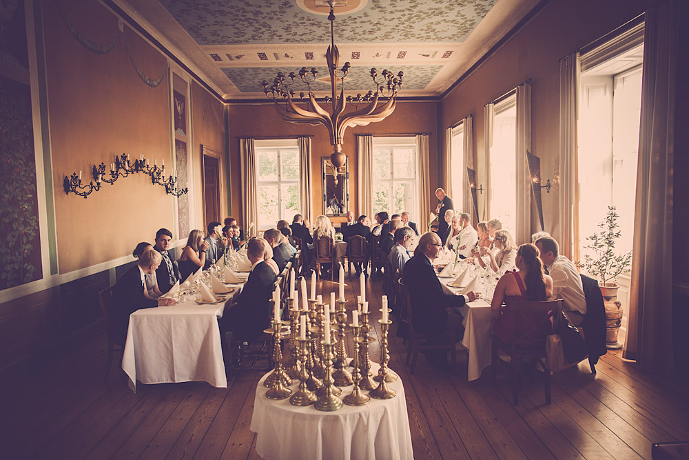 Bryllupsfoto på hele Sjælland