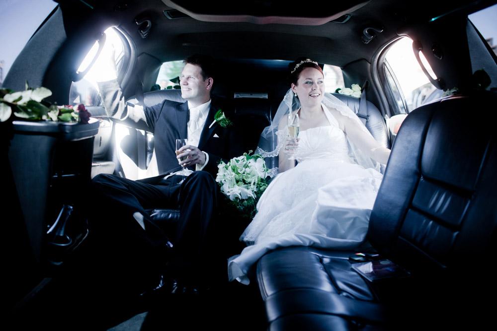 Bryllup på Damhuskroen