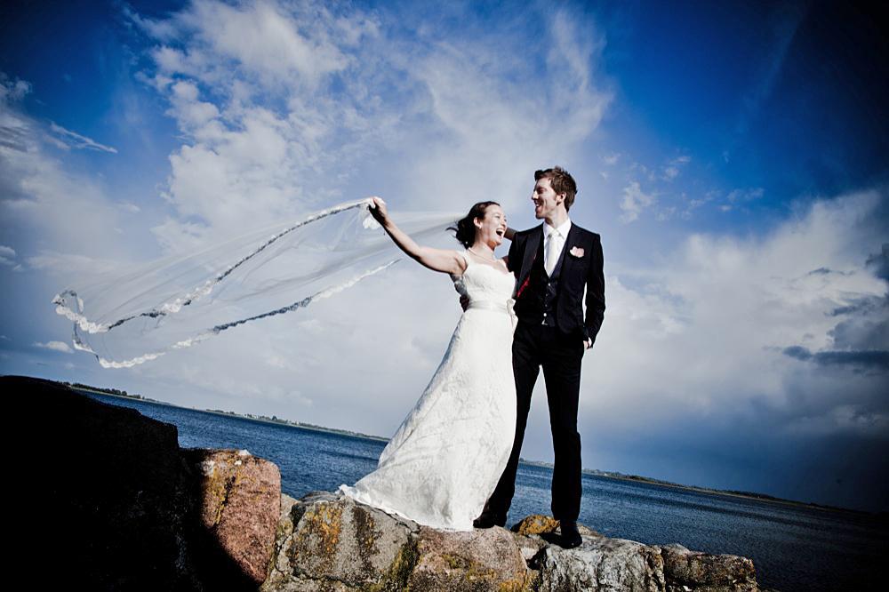 Flotte bryllupsbilleder – Ja tak?