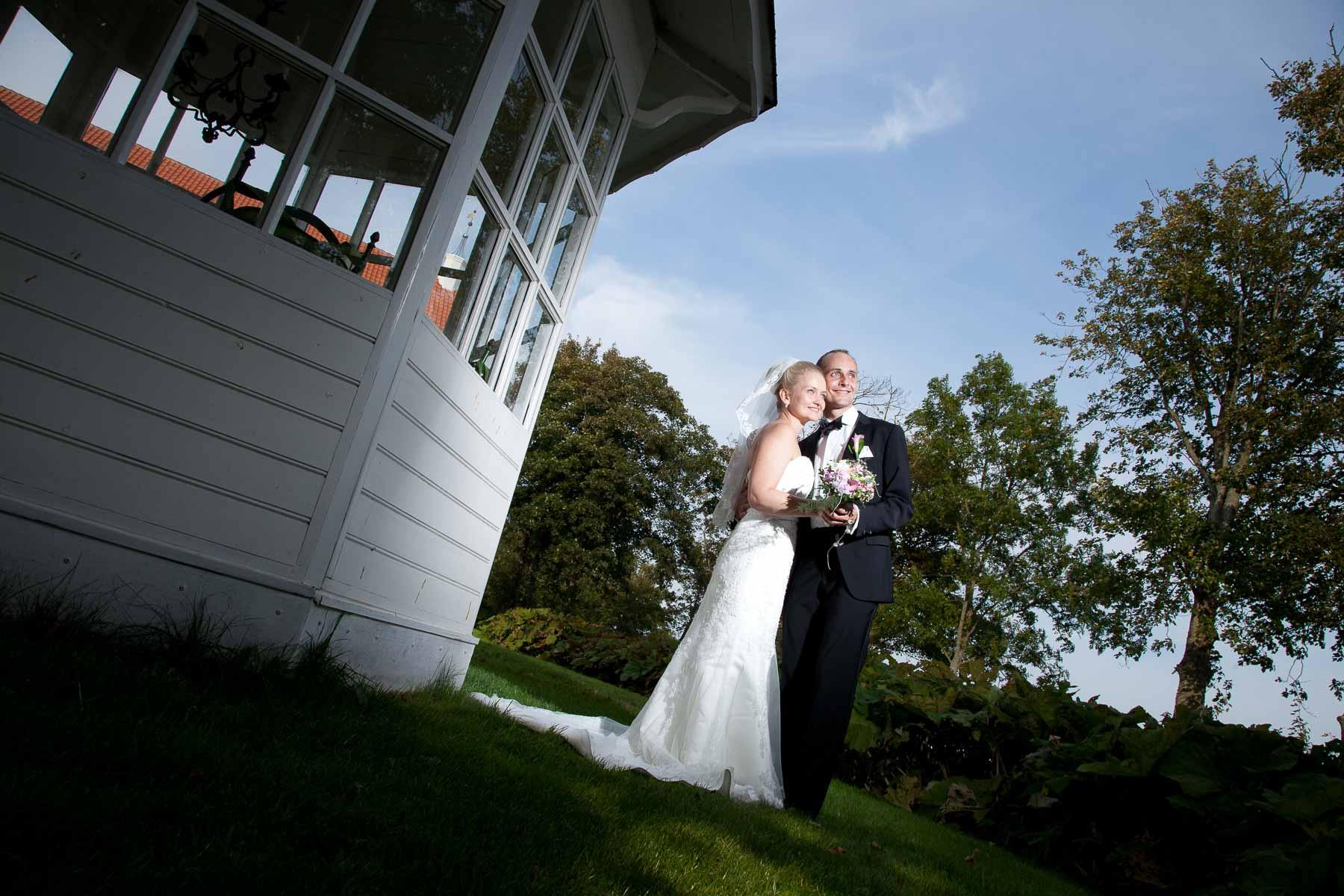 sankt Jacobs kirke østerbro bryllupsfotograf
